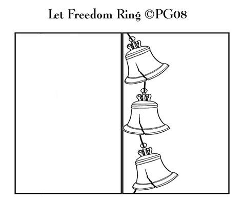 freedom ring card template card templates card template