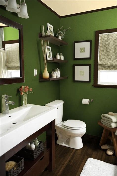 Green Bathroom Ideas by 25 Best Ideas About Green Bathrooms On