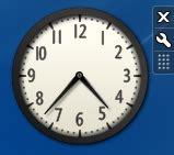 horloge sur bureau windows afficher un gadget horloge sur le bureau de windows 7