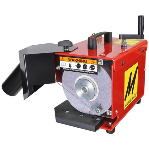 Mag9000 Lawn Mower Blade Sharpener