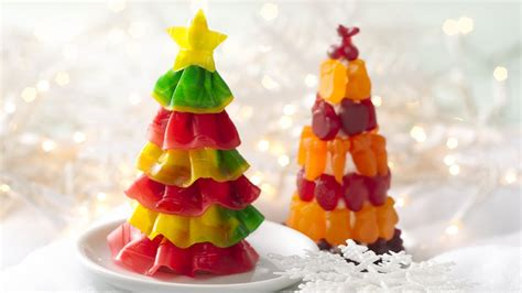 christmas tree snack by pilsbury fruit flavored snack tree recipe from pillsbury