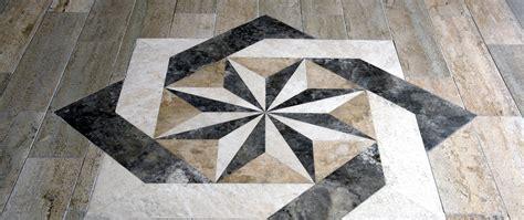 tile medallions for floors custom floor medallions installers in scottsdale