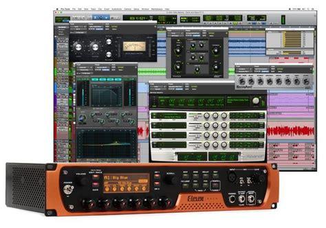 Eleven Rack Pro Tools 10 No Sound