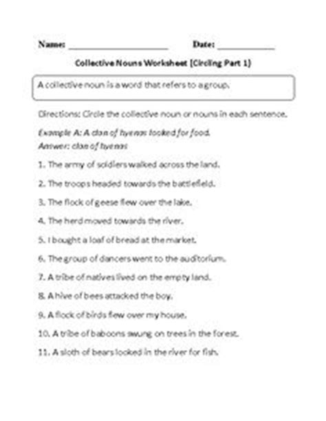 collective nouns images collective nouns nouns