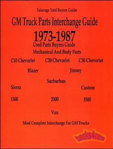 Chevrolet Silverado Manuals At Books4cars Com