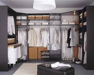 Plan Dressing En U : am nagement dressing ~ Melissatoandfro.com Idées de Décoration