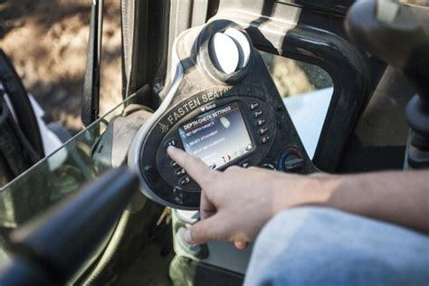 bobcat introduces  compact excavator depth check system compact equipment