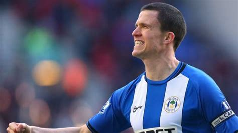 Wigan Athletic: Gary Caldwell named manager - BBC Sport