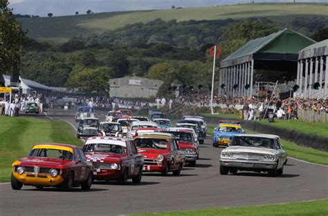 Goodwood Revival 2015  Report And Picture Gallery Autocar