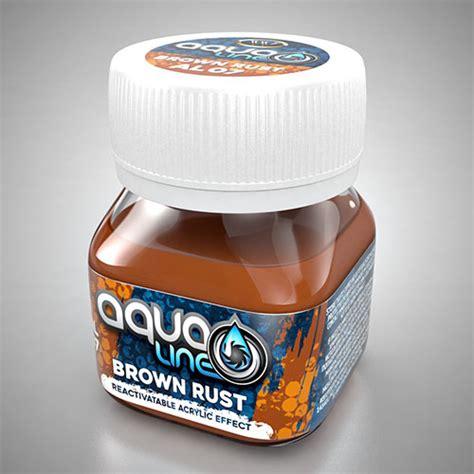 rust brown hdf al