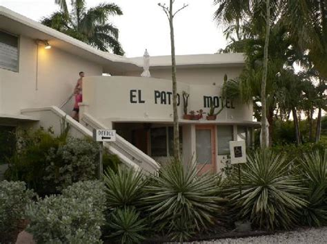 el patio motel front picture of el patio motel key west