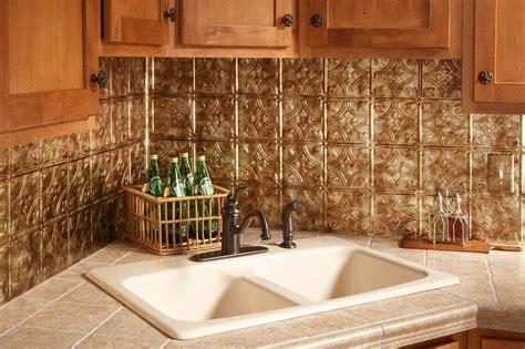 Thermoplastic Backsplash Tiles : The Best Backsplash Materials For Kitchen Or Bathroom