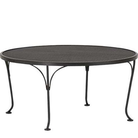 36 inch round outdoor coffee woodard 190038 tables and accessories tables accessories