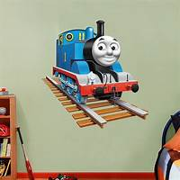 magnificent thomas wall decals Thomas the Tank Engine FatHead | Thomas the Train decor for Bryce's Room | Pinterest ...