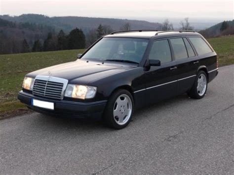 curbside classic mercedes w124 1985 1996 e class the best car of the past thirty years