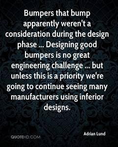Adrian Lund Quo... Engineering Challenge Quotes