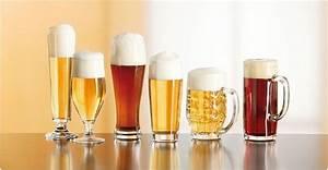 Verre A Biere : les diff rents types de verres bi res bi re et pompe bi re ~ Teatrodelosmanantiales.com Idées de Décoration