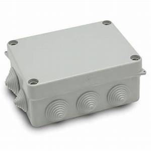 Boite De Derivation Electrique : bo te de d rivation tanche 153x110x63 mm ~ Dailycaller-alerts.com Idées de Décoration