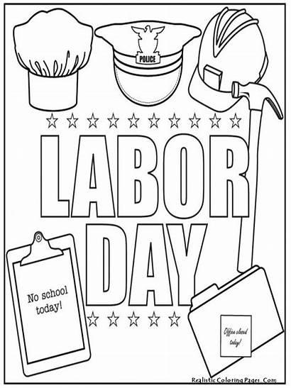 Labor Coloring Pages Activities Preschool Kindergarten Activity