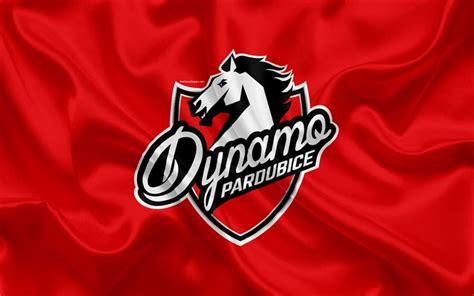 wallpapers pardubice hc  hc dynamo pardubice czech hockey club emblem logo