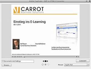 E Learning Heidelberg : captivate und html5 kommen sich n her captivate ~ Orissabook.com Haus und Dekorationen