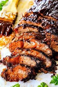 Slow Cooker Beef Brisket  U0026 Best Ever Homemade Bbq Sauce