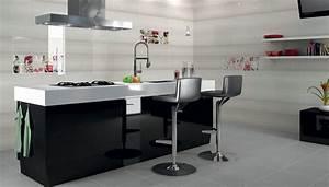 Catalogo cocina cerámica de diseño moderno, revestimientos