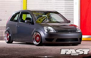 Ford Fiesta Mk6 : stanced ford fiesta mk6 fast car ~ Dallasstarsshop.com Idées de Décoration