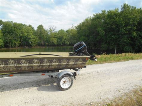 Wide 12 Foot Jon Boat by 1981 14 Foot Terry Jon Boat 4ft 8 In Wide With A 6