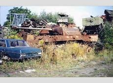Backyard Tank Find!