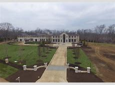 Newly Built Mega Mansion In Far Hills, NJ Homes of the