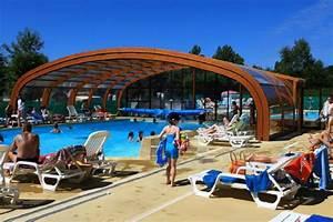 camping morbihan espace aquatique avec toboggan et piscine With camping avec piscine couverte morbihan