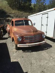 1949 Studebaker Pickup 2r10 For Sale