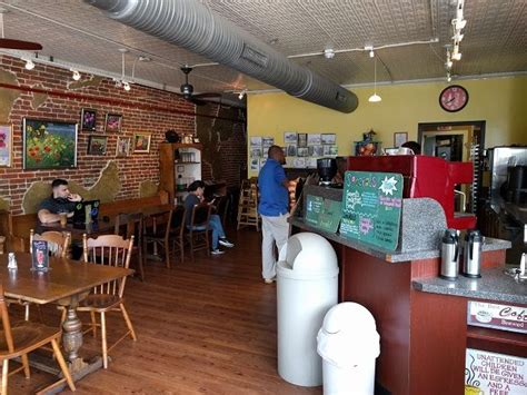 Jaho coffee is one of the best coffee shops in boston to work and study. Review: The Coffee Shoppe, Portsmouth VA - No Home Just Roam