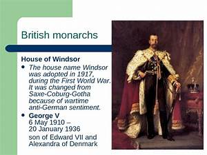 The British Monarchy Monarchy Of The United