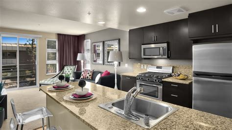 Apartment Kitchen by Westgate Apartments Town Pasadena 231 South De