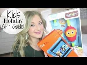 HOLIDAY GIFT GUIDE FOR KIDS 2017