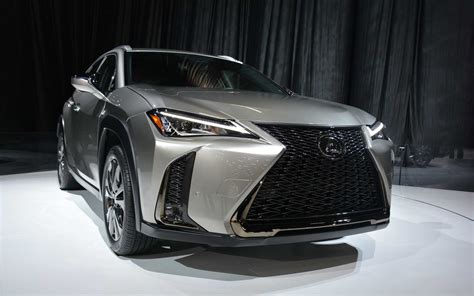 lexus ux canada picture review cars