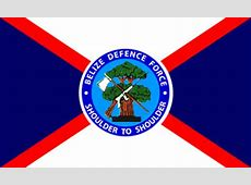 Belize Military Flags