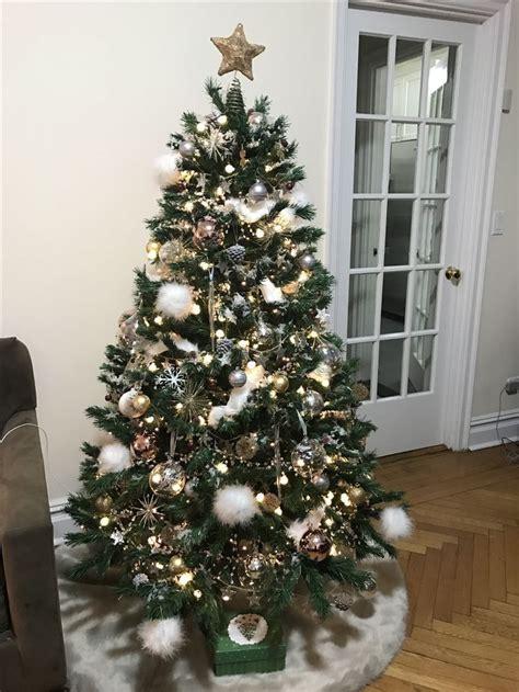 fancy christmas tree navidad christmas tree christmas