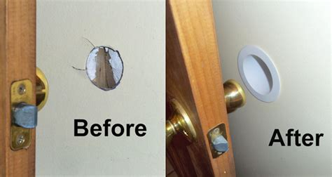 Door Knobs Protectors by Knob Gobbler Protects Your Doors From Damaging Your Walls