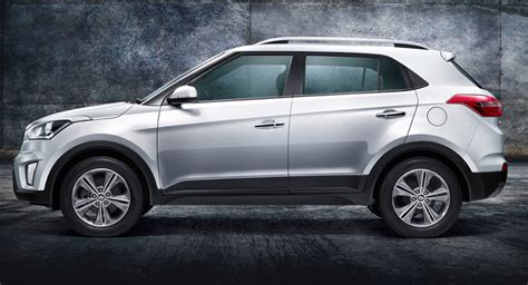 What Country Makes Hyundai Cars by New Hyundai Creta Small Suv Makes Official Debut Carscoops