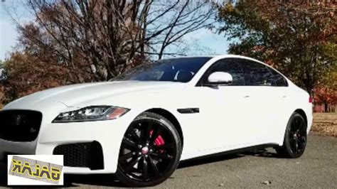 2019 Jaguar Xf 2018 All New Youtube