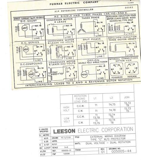 leeson wiring diagram wiring diagram and schematics