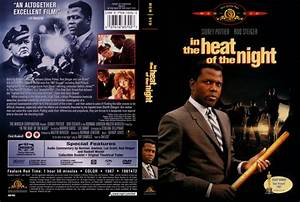 In the Heat of the Night - Movie DVD Scanned Covers ...