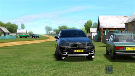 City Car Driving 15  Bmw X5 F15 Modu
