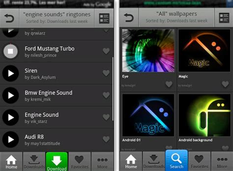 zedge ringtones for iphone 10 best android apps for creating custom ringtones for