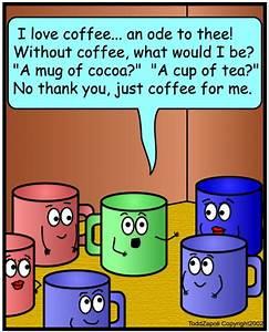 Inanimate Objects Comics #2 - I Need Coffee