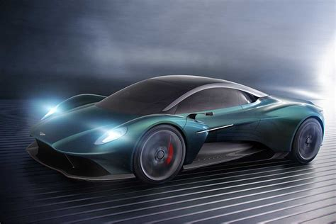 Aston Martin Vanquish 2022 Motor Ausstattung by Aston Martin Vanquish Vision Concept Revealed At The 2019