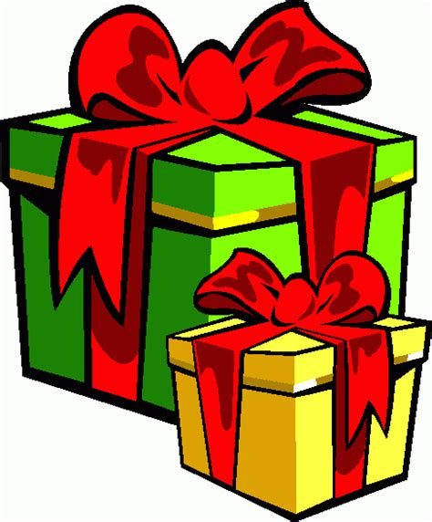 christmas gifts clip art cliparts co